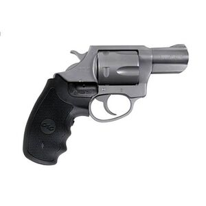 """Charter Arms Mag Pug Revolver .357 Magnum 2.2"""" Barrel 5 Rounds Crimson Trace Lasergrip Stainless Finish"""