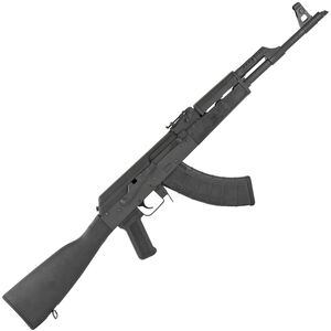 "Century Arms VSKA 7.62x39 AK-47 Semi Auto Rifle 16.5"" Barrel 30 Rounds Polymer Furniture Black"