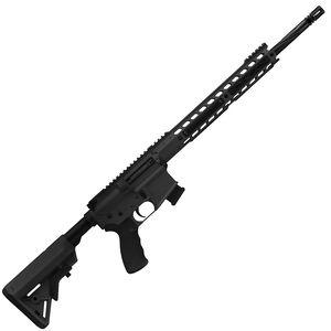 "Alexander Arms Tactical 17 HMR AR-15 Rifle 18"" Barrel 10 Rounds Velocity Trigger Upgrade Black Finish RTA17BLVESP"