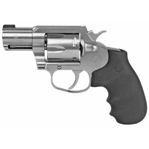 "Colt King Cobra .357 Magnum Double Action Revolver 2"" Barrel 6 Round Cylinder Bead Front Sight Trench Rear Matte Brushed Stainless Steel Finish"