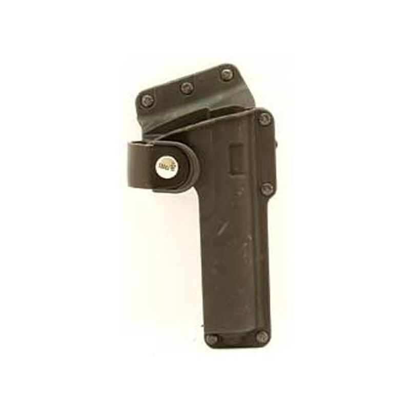 Fobus Tactical Belt Holster 1911 with Light or Laser, Right Hand, Black