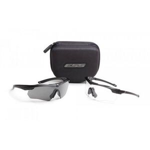 Eye Safety Systems, Inc. 740 0451 Crossbow Suppressor 2X Glasses Black