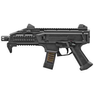 "CZ Scorpion EVO 3 S1 Pistol Semi Auto Pistol 9mm Luger 7.72"" Barrel 20 Rounds Low Profile Fully Adjustable Aperture/Post Fiber-Reinforced Polymer Frame Matte Black"