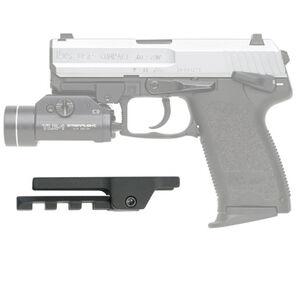 GG&G HK USP Compact Light/Laser Mount Aluminum Matte Black