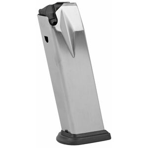 Springfield Armory XD Magazine 9mm Luger 16 Rounds Steel Silver Finish Bulk Pack
