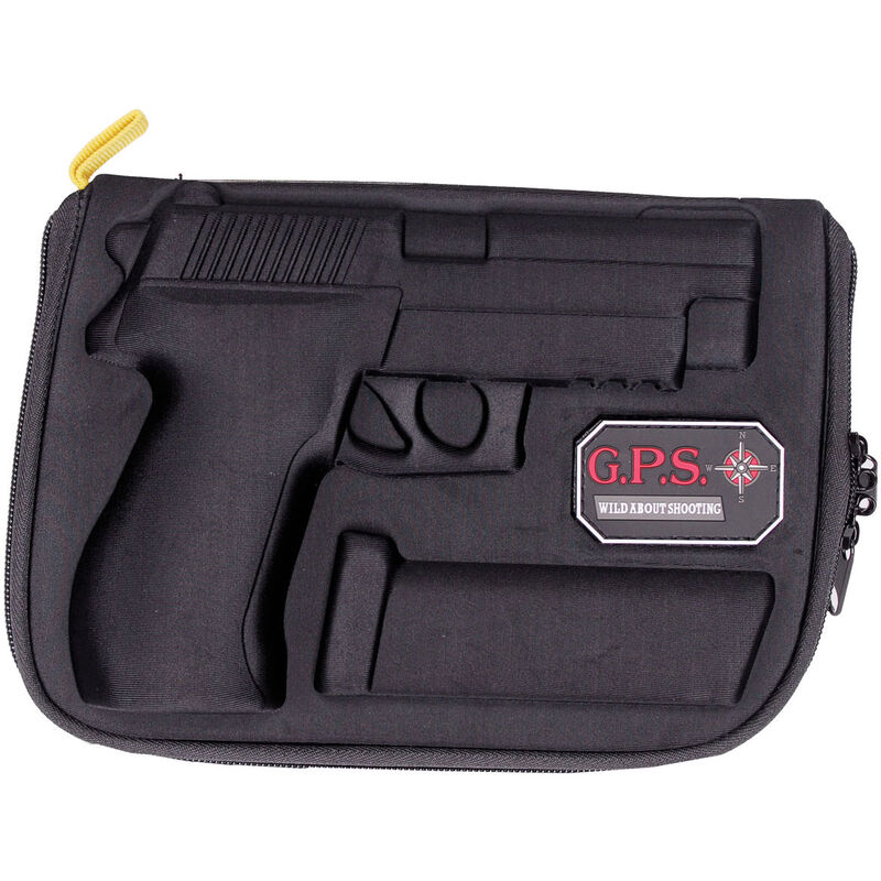 G.P.S. Custom Molded Pistol Case for Sig Sauer P226, P228, P220, P229 and SP2022