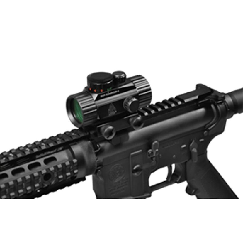 Leapers UTG ITA Red/Green CQB Dot Sight With Integral Mount
