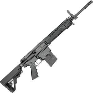 "Rock River LAR-8 Elite Operator .308 Win AR-308 Semi Auto Rifle 16"" Barrel 20 Rounds Half Quad Free Float Handguard Collapsible Stock Black Finish"
