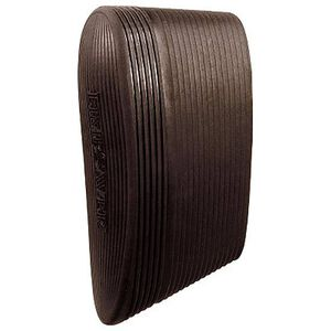 "Limbsaver Recoil Pad Slip-On Small/Medium 1/2"" Thickness Rubber Black"