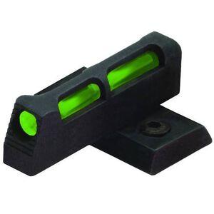 Hiviz SR22 Front Sight Fiber Optic Dovetail Green/White/Red SR22