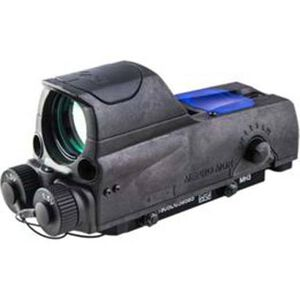Meprolight MOR Pro Multi-Purpose Green Dot Reflex Sight with IR and Green Visible Laser