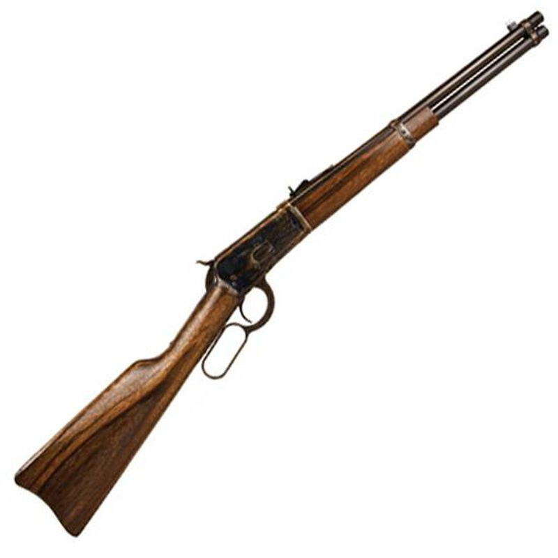 "Chiappa Fireams 1892 Trapper Carbine .45 Long Colt 16"" Round Barrel 7 Rounds Walnut Stock Matte Blue 920.339"