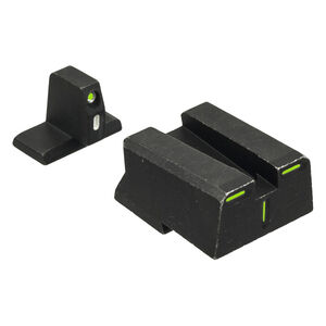 Meprolight R4E H&K VP9 Optimized Duty Sights Green Fixed Set ML12228