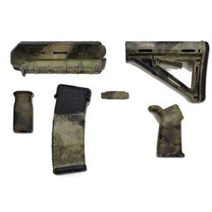 Matrix Diversified Industry AR-15 Magpul Furniture Kit Mil-Spec High Desert Finish MAGMIL01-HD