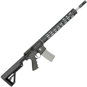 "Rock River LAR-15 X-1 5.56 NATO Semi Auto Rifle 30 Rounds 18"" Barrel Free Float Handguard Fixed Stock Black"