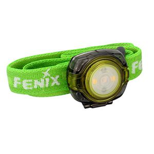 HL Series Headlamp 8 Lumens, Green