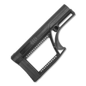 Luth-AR MBA-2 Skullaton Fixed Buttstock Black Fits AR-15/AR-10