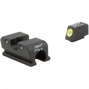 Trijicon Walther P99/PPQ HD Night Sight Set Tritium Yellow WP101-C-600737