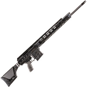 """Alexander Arms Ulfberht Semi Auto Rifle .338 Lapua 27.5"""" Barrel 10 Rounds Modular Aluminum Handguard Folding Magpul PRS Adjustable Stock Black"""