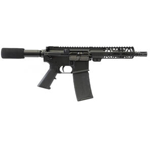 "Talon Armament Tengu TAR-15 .300 AAC Blackout Semi Auto Pistol 7.5"" Barrel 30 Rounds 7"" Free Float Talon M-LOK Hand Guard Pistol Buffer Tube Matte Black"