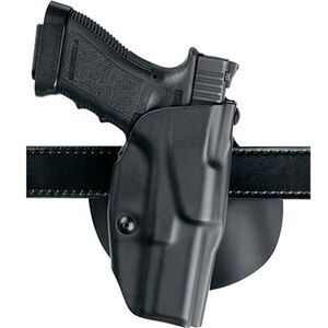 Safariland 6378 ALS GLOCK 30S Paddle Holster Right Hand Safarilaminate STX Plain Black 6378-485-411