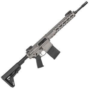 "Barrett Rec10 .308 Winchester AR Style Semi Auto Rifle 16"" Barrel Free Float Hand Guard Magpul Collapsible Stock Tungsten Gray Finish"