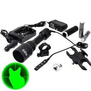 Predator Tactics Coyote Reaper Rifle Kit Single LED Green