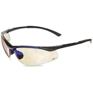 Bolle Contour Safety Glasses Black Frame with ESP Lens