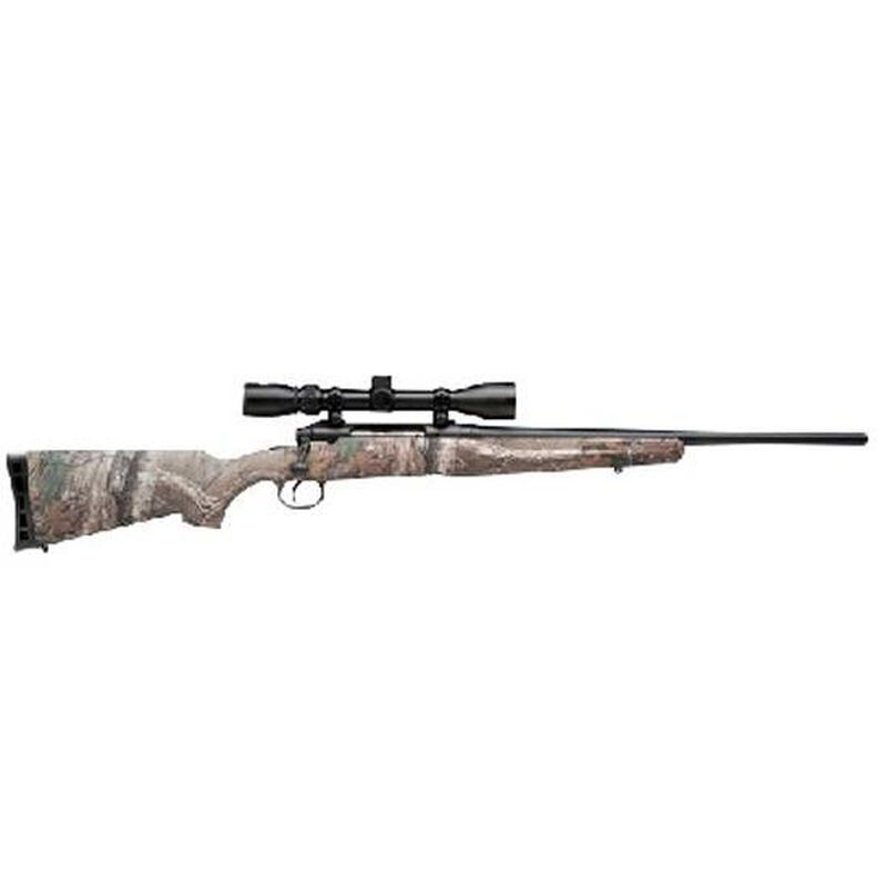Savage AXIS XP Youth Bolt Action Rifle .243 Winchester 20