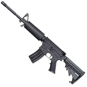 "Windham Weaponry MPC AR-15 5.56 NATO Semi Auto Rifle, 16"" Barrel 30 Rounds, Chrome Lined"