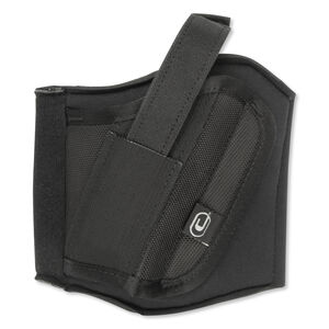 Crossfire Shooting Gear Holster Wrap Sub Compact Ankle Right Hand Nylon Black WRPSA1S-2R