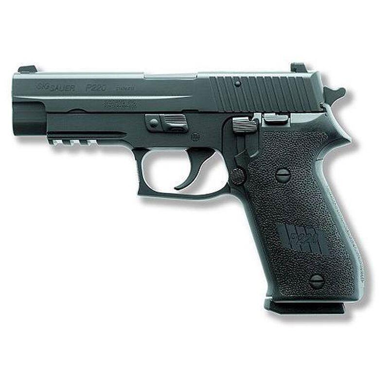 P220 45 ACP Black, 8 Round