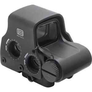 EOTech EXPS3-0 Holographic Red Dot Sight 1 MOA Dot/68 MOA Ring Night Vision Compatible Black