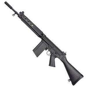 """DS Arms FAL Carbine SA58 Semi Auto Rifle .308 Win/7.62 NATO 18"""" Barrel 20 Rounds Fixed Stock Black SA5818C-A"""