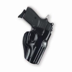 Galco Stinger Remington R-51 Belt Holster Right Hand Leather Black SG674B