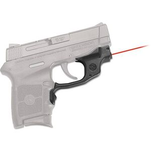 Crimson Trace LaserGaurd S&W M&P Bodyguard .380 Red Laser 2x #357 Silver Oxide Batteries LG-454
