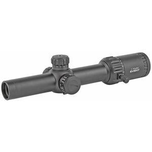 Konus M-30 1-10x24 Rifle Scope Illuminated Circle with Dot Reticle 30mm Tube Black