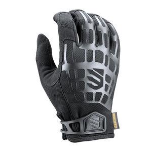 BLACKHAWK! F.U.R.Y. Utilitarian Glove Nylon Synthetic Suede Large Black