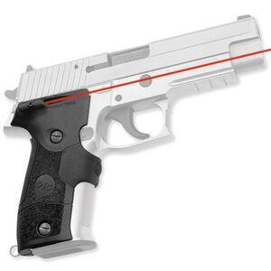 Crimson Trace Lasergrip SIG Sauer P226 Polymer Black LG-426