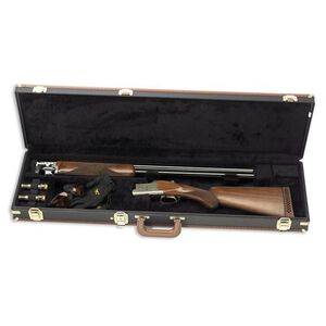 """Browning Traditional Universal Over/Under Fitted Hard Shotgun Case 34"""" Brown 1428118408"""