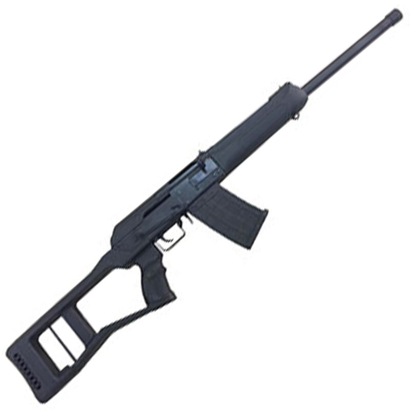 "Cherry's Gun Comrade TAK-47 Semi Auto Shotgun 12 Gauge 3"" Chamber 19"" Barrel 5 Rounds Synthetic Thumbhole Stock Matte Black"