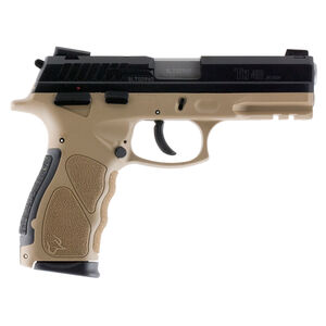 """Taurus TH40 40 S&W Semi Auto Pistol 4.27"""" Barrel 15 Rounds Novak Sights Black"""