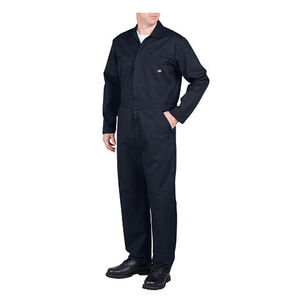 Dickies Basic Blended Long Sleeve Twill Coveralls Small Regular 48611DN