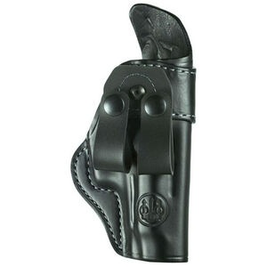 Beretta 84/85 Series Inside Waistband Holster Right Hand Leather Black