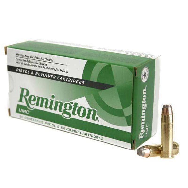 Remington .357 Magnum UMC Ammunition 50 Rounds JSP 125 Grains