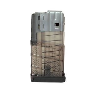 Lancer L7 Advanced Warfighter Magazine .308 Win/7.62 NATO 20 Rounds Polymer Translucent Smoke L7-20-SMK