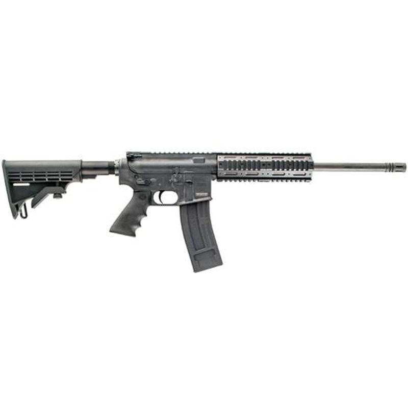 "Chiappa Mfour-22 Carbine Gen II Pro Semi Automatic Rifle .22 LR 16"" Barrel 28 Round Capacity Collapsible Stock Black Finish CF500.090"
