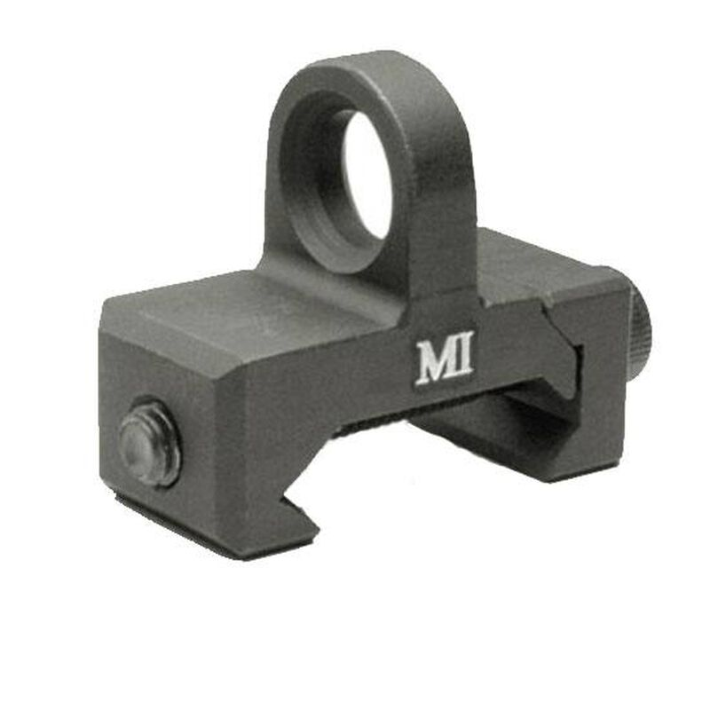 Midwest Industries HK Type Front Sling Loop Picatinny Aluminum Black MCTAR-TS