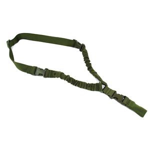 TacFire Single Point Double Bungee Rifle Sling Hk Style OD Green SL002OD