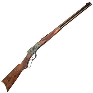 """Navy Arms Winchester 1892 Lever Action Rifle 44 Mag 20"""" Octagonal Barrel 10 Rounds Walnut Stock Blued"""